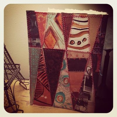 Patternbookback